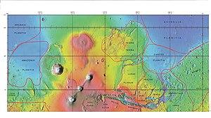 Arcadia Planitia - Image: Wikimolaamazonisarca dia