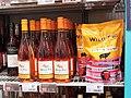 Wild Pig wijn bij Albert Heijn.JPG