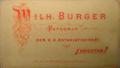 Wilhelm Burger CDV verso.png