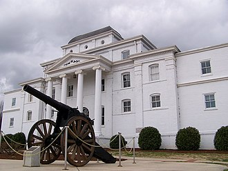 Wilkes County, North Carolina - Image: Wilkes County Courthouse 1