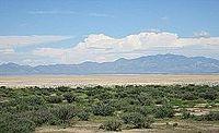 Willcox Playa From Cochise Arizona 2014.JPG