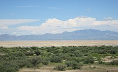 Willcox Playa From Cochise Arizona 2014.JPG