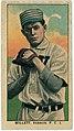Willett, Vernon Team, baseball card portrait LCCN2008677356.jpg