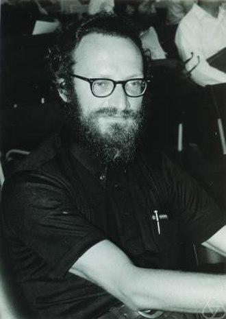 William Browder (mathematician) - Browder in 1970