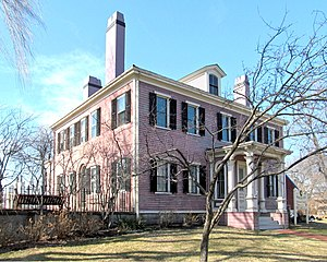 William Clapp House - William Clapp House