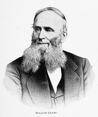 William Cramp & Sons - William Cramp, patriarch of the firm
