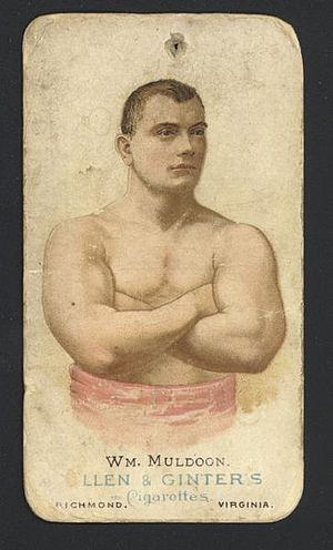 William Muldoon - Image: William Muldoon 1