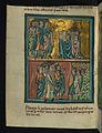 William de Brailes - Top - The Gibeonites Make Peace (Joshua 9 -3-15) - Walters W10619V - Full Page.jpg