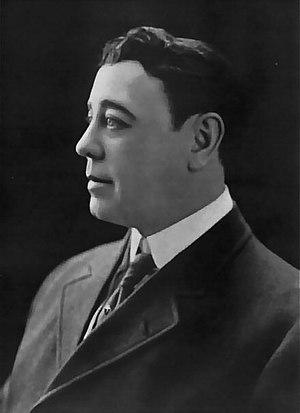 Wilton Lackaye - Theatre Magazine, 1908