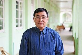 Win Myat Aye Burmese politician