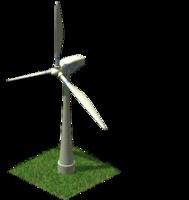 風力原動機
