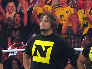 Bray Wyatt - Rotunda as Husky Harris during his tenure as part of The Nexus in November 2010