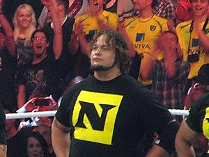 Bray Wyatt - Rotunda as Husky Harris during his tenure as part of The Nexus in November 2010