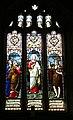 Window on south aisle wall, St Andrew's, Denton - geograph.org.uk - 603948.jpg
