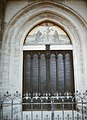 Wittenberg Castle Church Door, Where Luther Posted His 95 Theses (9813300413).jpg