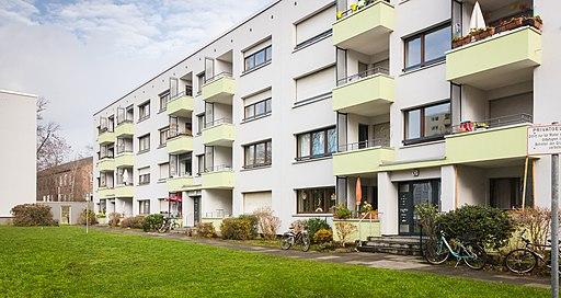 Wohngruppe Fehrbellinstraße, Köln-Weidenpesch - 7040