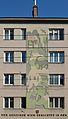 Wohnhausanlage Panikengasse 6-8, Sgraffito by Gustav Hessing 02.jpg