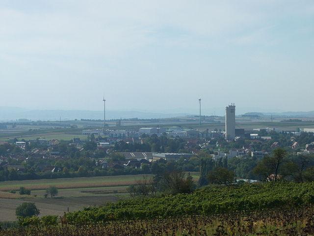 Wolkersdorf im Weinviertel