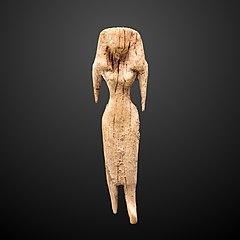 Statuette de femme