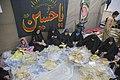 Women on the Arba'een Walk-Mehran city-Iran زنان در پیاده روی اربعین در مرز مهران- عکاسی خبری 36.jpg