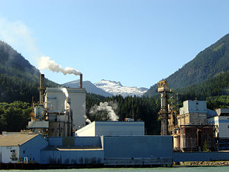 Woodfibre, British Columbia - Image: Woodf 2a
