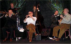 Woody Allen in Warsaw Dec28 2008 Fot Mariusz Kubik 03