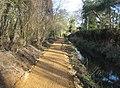 Work on the footpath - geograph.org.uk - 1177274.jpg