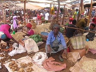 Dembidolo - Market of Dembibolo