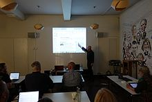 Workshop about Wikidata and featured content 01.jpg