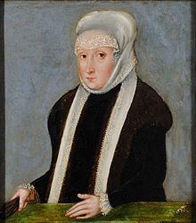 Atelier de Lucas Cranach (II) - Isabella R. Hungariæ (Musée Czartoryski).jpg