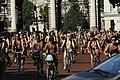 World Naked Bike Ride in London on The Mall, June 2013 (26).JPG