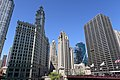 Wrigley Building, Chicago Tribune and NBC (47827932502).jpg