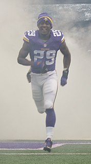Xavier Rhodes American football player, defensive back