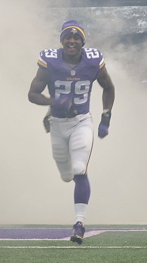 Xavier Rhodes - Rhodes with the Minnesota Vikings in 2014