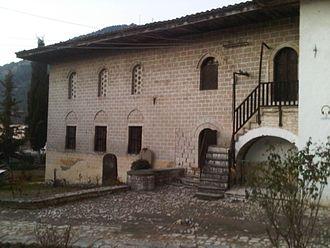 King Mosque, Berat - Xhamia Mbret në Berat