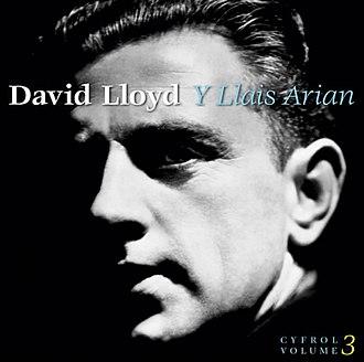 David Lloyd (tenor) - Image: Y Llais Arian (Cyfrol 3 Volume 3), album cover