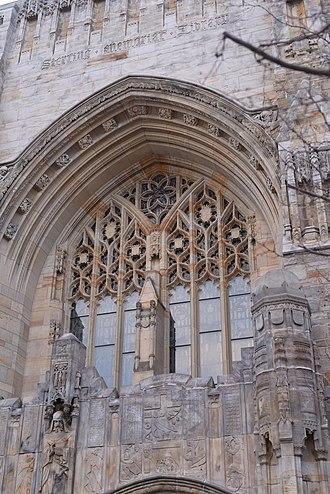 Rene Paul Chambellan - Image: Yale Campus II