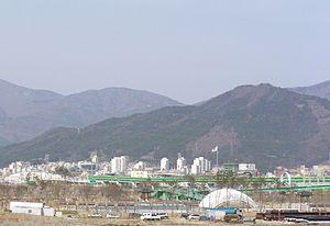 Yangsan - Image: Yangsan old city