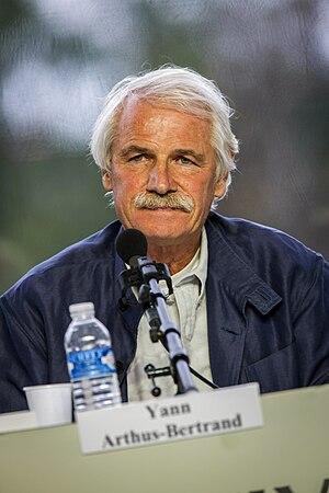 Yann Arthus-Bertrand - Arthus-Bertrand in 2009