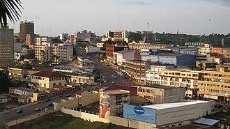 Yaoundé - Image: Yaoundé 1