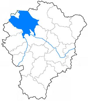 Рибінське водосховище ярославська