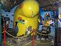 Yellow submarine replica (The Beatles Story).jpg