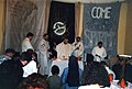 Youth 2000 event in Langport, Somerset (Clifton Diocese), 1998.jpg