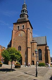 St. Mary's Church, Ystad