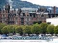 Zürich - Utoquai - Rotes Schloss IMG 4289.JPG