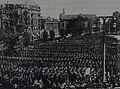 Zbiórka kompanii na placu Wolności w Poznaniu z okazji święta strzeleckiego, 1932.jpg