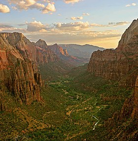 Image illustrative de l'article Parc national de Zion