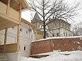 Znamensky Monastery (Moscow) cells by shakko 03.jpg
