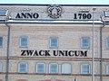 Zwack Unicum Visitor Centre. - Budapest District IX.JPG