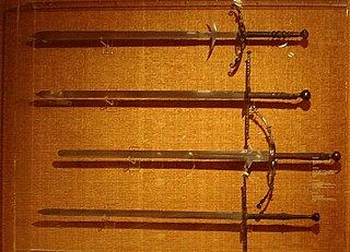 <i>Zweihänder</i> Sword
